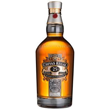 Chivas Regal Scotch Whisky Scotland 25 Yo Blended 750ml Bottle