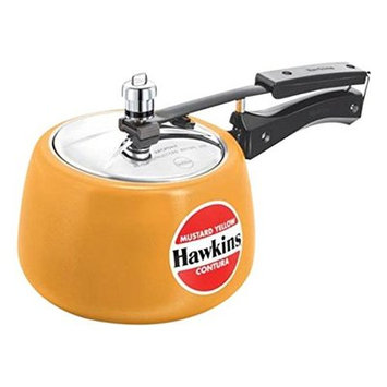 Hawkins 5-Qt. Contura Pressure Cooker Color: Yellow