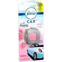 Febreze® Car™ Vent Clip April Fresh™ Air Freshener 0.06 fl. oz. Carded Pack