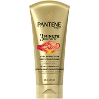 Pantene Pro-V 3 Minute Miracle Curl Protection Deep Conditioner 6 fl. oz. Tube