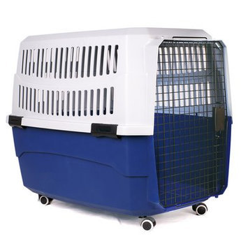 Iconic Pet Pawings Transport Pet Crate Size: Large (16