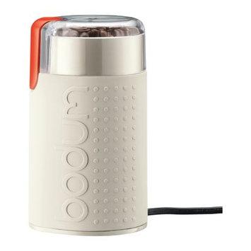 Bodum Bistro Electric Blade Coffee Grinder Color: Off White