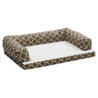 Midwest Homes For Pets Quiet Time Dog Bolster Size: 54