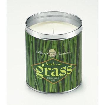 Aunt Fresh Cut Grass Jar Candle