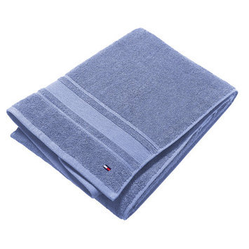 Tommy Hilfiger Signature 6 Piece Towel Set Color: Blue