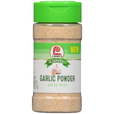Lawry's® Casero Garlic Powder 2.75 oz. Shaker