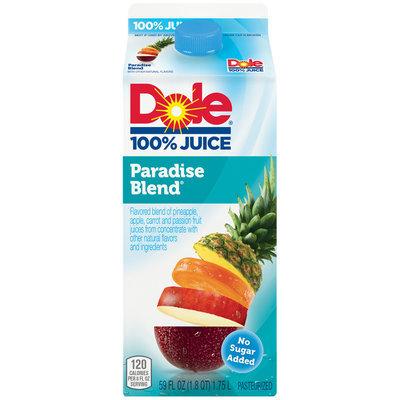 Dole® Paradise Blend 100% Juice 59 fl. oz. Carton