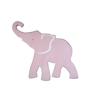 Babies R Us Sadie & Scout Elephant Shaped Wall Decor
