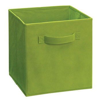 ClosetMaid Cubeicals Fabric Drawer - Spring Green - 1 Pack