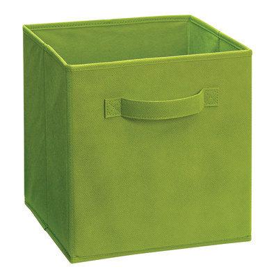 ClosetMaid Cubeicals Fabric Drawer - Spring Green - 1 Pack