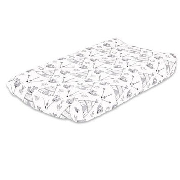 The Peanut Shell Southwest Changing Pad Cover