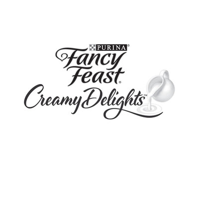 Purina Fancy Feast Creamy Delights Logo