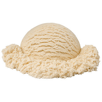 Jakes Vanilla Bean Ice Cream 3 gal. Tub