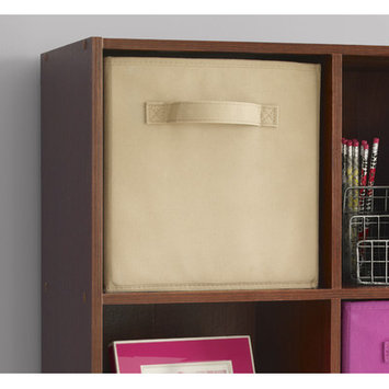 ClosetMaid 3877 Cubeicals Fabric Drawers, Natural, 2-Pack