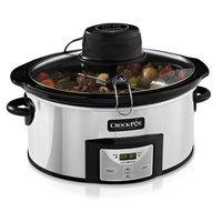 Crock-pot Digital Slow Cooker with iStir