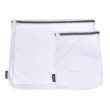 Kennedy International Inc Woolite Sanitized Mesh Sweater and Socks Wash Bag, 2pk