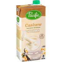 Pacific® Cashew Vanilla Non-Dairy Beverage 32 fl. oz. Aseptic Carton