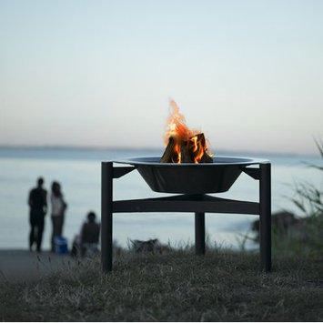 Char-broil Dancook 9000 Stainless Steel Wood Burning Fire Pit