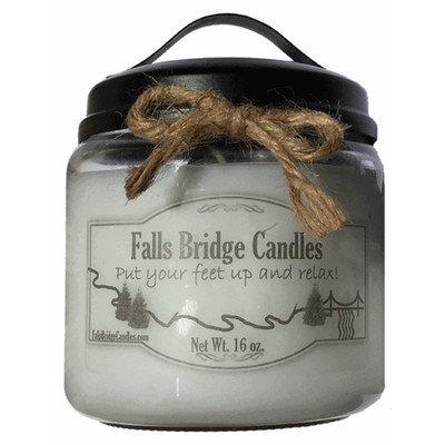 Fallsbridgecandles Georgia Peach Jar Candle Size: 5.25