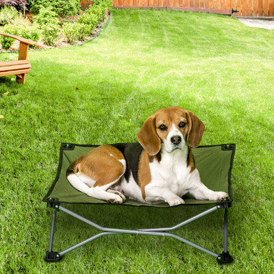 Carlson Pet Portable Pup Travel Dog Cot Size: Small (26