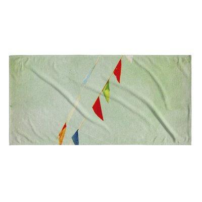 Kavka Flags Beach Towel