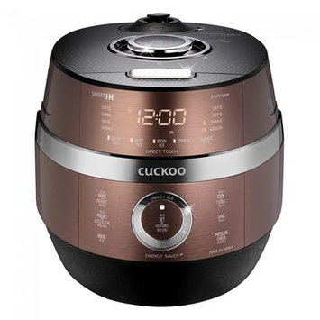 Cuckoo Electronics 10-Cup Electric Induction Heating Pressure Rice Cooker Size: 6 Cup