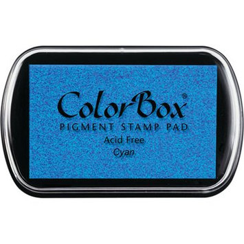 Clearsnap Cyan Stamp Pad Single Col - CLEARSNAP, INC.