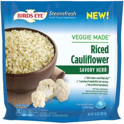 Birds Eye® Steamfresh® Savory Herb Rice Cauliflower 10 oz. Bag
