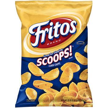 Fritos® Scoops!® Corn Chips 29 oz. Bag