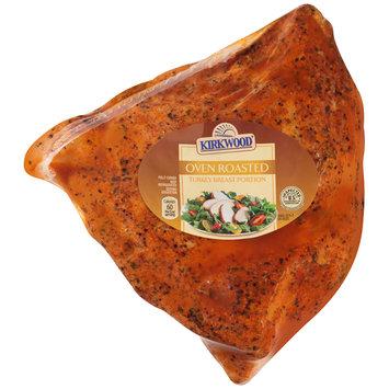 Kirkwood® Oven Roasted Turkey Breast Portion 1.32 lb. Pack