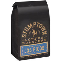 Stumptown Los Picos Colombia Apple & Honey Whole Bean Coffee 12 oz. Stand Up Bag