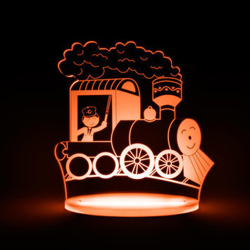Total Dreamz Train LED Night Light