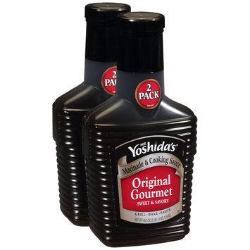 Mr. Yoshida's® Original Gourmet Marinade & Cooking Sauce 2-44.5 oz. Bottles