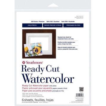 Strathmore Ready Cut W/C Sheet 11x14 140lb Cp