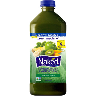 Naked® Green Machine® 100% Juice Smoothie 72 fl. oz. Bottle