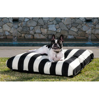 Breakwater Bay Limestone Dog Pillow Color: Brown, Size: Medium (36