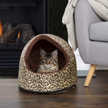 Petmaker Cozy Canopy Pet Bed