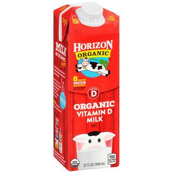 Horizon Organic® Vitamin D Milk 32 fl. oz. Carton