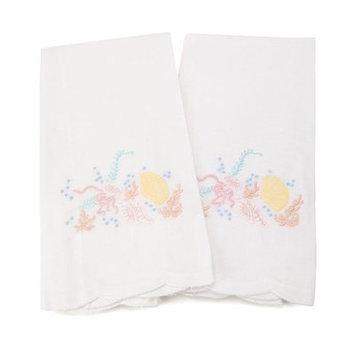 Gerbrend Creations Inc. Seashell Hand Towel