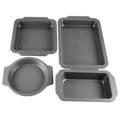 Baking Shop 4 pc Bakeware Set
