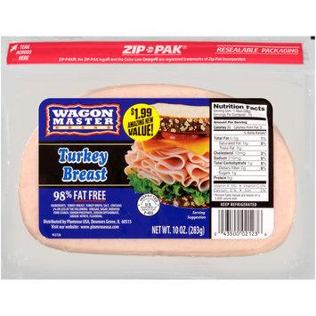 Wagon Master Brand Turkey Breast 10 oz. ZIP-PAK®