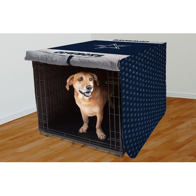 Pegasus Home Fashions Pet Crate Cover Size: 42