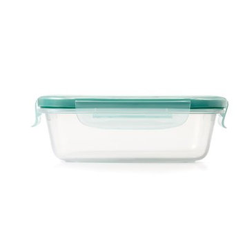 OXO 4.6 Cup SNAP Plastic Food Storage Container One Size Blue