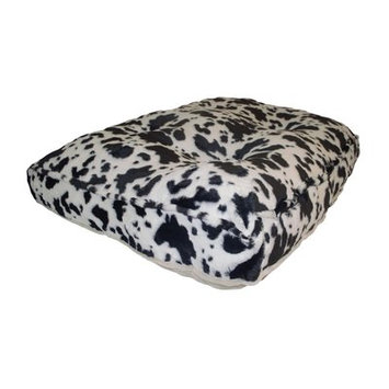 Bessiebarnie Sicilian Natural Beauty Pillow Size: Large (46