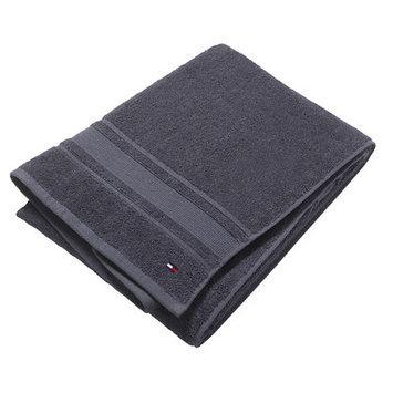 Tommy Hilfiger Signature 6 Piece Towel Set Color: Folkstone Gray