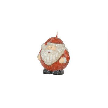 The Holiday Aisle Santa Novelty Candle