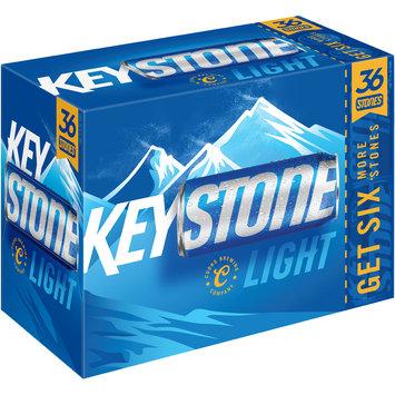 Keystone Light Beer 36-12 fl. oz. Cans