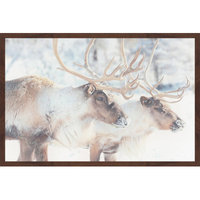 Marmont Hill Inc Marmont Hill - 'Gentle Pair' Framed Painting Print