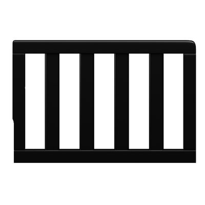 Graco Toddler Bed Conversion Rail Finish: Black