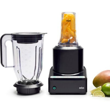 Braun PureMix 56 oz. Countertop Blender With BPA-free Smoothie-to-Go Cup